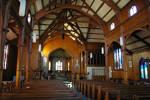 Interior, Holy Trinity Church, Devonport (photo J. Halpin, 2013) - No known copyright restrictions