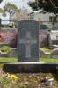 Headstone of H.W. Claridge. Pukekohe Cemetery, Wellington Street, Pukekohe, New Zealand. Image provided by John Halpin (2015). Image has no known copyright restrictions.