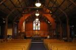 St Aidan's Anglican Church interior, 5 Ascot Ave, Remuera Auckland 1050. Image provided by John Halpin 2011, CC BY John Halpin 2011