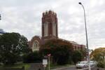 St David's Church exterior, 68 Khyber Pass Road, Grafton, Auckland 1023. Image provided by John Halpin 2012, CC BY John Halpin 2012