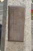 Otahuhu Railway Workshops War Memorial 1939-1945 Panel, corner of Piki Thompson Way, Otahuhu Auckland 1062. Image provided by John Halpin 2012, CC BY John Halpin 2012