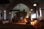 Kingsland Methodist Trinity Church interior, 400 New North Road, Kingsland, Auckland 1021. Image provided by John Halpin 2015, CC BY John Halpin 2015