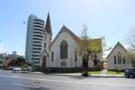 St. Stephen's Presbyterian Church, 65 Jervois Rd, Ponsonby, Auckland 1011. Image provided by John Halpin 2014, CC BY John Halpin 2014
