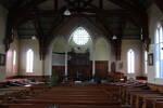 St. Stephen's Presbyterian Church interior, 65 Jervois Rd, Ponsonby, Auckland 1011. Image provided by John Halpin 2014, CC BY John Halpin 2014