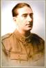 Portrait of Private William Amos Ashworth 12/922. Image kindly provided by Noel Taylor on behalf of NZA & HA (December 2017). Image has no known copyright restrictions.