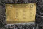 Kaikohe Memorial 1914-1918, Kaikohe Memorial Drive, Northland. Image provided by John Halpin 2017, CC BY John Halpin 2017