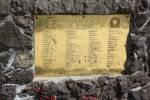 Kaikohe Memorial 1939-1945, Kaikohe Memorial Drive, Northland. Image provided by John Halpin 2017, CC BY John Halpin 2017