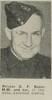 Portrait of Private George Henry Baker, Auckland Weekly News, 28 October 1942. Initials incorrect. Sir George Grey Special Collection, Auckland Libraries, AWNS-19421028-18-24.