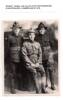 Private Ernest Gate 65813, Rifleman Daniel Irving Gate 25/759 and Corporal Allan Gate 65812. 33rd Reinforcement photographed before leaving NZ in 1917. Image kindly proivded by Desmond Gate (June 2019). Image may be subject to copyright restrictions.