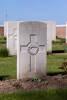 Headstone of Lance Corporal Arthur Minter Scott (38075). Motor Car Corner Cemetery, Comines-Warneton, Hainaut, Belgium. New Zealand War Graves Trust (BECW8800). CC BY-NC-ND 4.0.