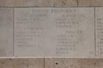 Headstone of Private George Herbert Akast (28846). Messines Ridge (N.Z.) Memorial, Mesen, West-Vlaanderen, Belgium. New Zealand War Graves Trust (BECS5887). CC BY-NC-ND 4.0.