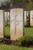 Headstone of Private John Francis Fogarty (34572). Ancre British Cemetery, France. New Zealand War Graves Trust (FRAK6915). CC BY-NC-ND 4.0.