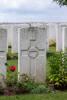 Headstone of Gunner Harold John White Burnet (55412). Couin New British Cemetery, France. New Zealand War Graves Trust (FREK5141). CC BY-NC-ND 4.0.