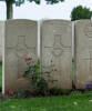 Headstone of Captain Erasmus Baxter (23290). Beaulencourt British Cemetery, France. New Zealand War Graves Trust  (FRBV2486). CC BY-NC-ND 4.0.