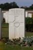 Headstone of Rifleman John McKinnon (25/1788). Bulls Road Cemetery, France. New Zealand War Graves Trust  (FRDC6785). CC BY-NC-ND 4.0.