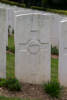 Headstone of Rifleman William Thomas Cain (65343). Gezaincourt Communal Cemetery Extension, France. New Zealand War Graves Trust  (FRGZ6895). CC BY-NC-ND 4.0.
