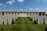 Caterpillar Valley (New Zealand) Memorial, France. New Zealand War Graves Trust (FRDP4889). CC BY-NC-ND 4.0.