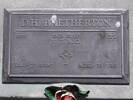 Headstone of Cpl Daniel Harrington BRETHERTON 8239. Andersons Bay RSA Cemetery, Dunedin City Council, Block 17SC, Plot 16. Image kindly provided by Allan Steel CC-BY 4.0.