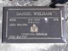 Headstone of Dvr Daniel WELHAM 28603. Greenpark RSA Cemetery, Dunedin City Council, Block 1A, Plot 171. Image kindly provided by Allan Steel CC-BY 4.0.
