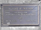 Headstone of WO 2 Albert Boyce WILSON 446519. Greenpark RSA Cemetery, Dunedin City Council, Block 4A22. Image kindly provided by Allan Steel CC-BY 4.0.