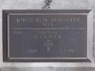 Headstone of Lieut Joyce Riha Martin BURNSIDE 45560. Andersons Bay General Cemetery, Dunedin City Council, Block 9066. Image kindly provided by Allan Steel CC-BY 4.0.