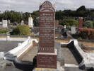 Headstone of L/Cpl Arthur James LIND 42518. Andersons Bay General Cemetery, Dunedin City Council, Block 95, Plot 66. Image kindly provided by Allan Steel CC-BY 4.0.