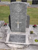 Headstone of Cpl James ANDERSON GB508085. Andersons Bay General Cemetery, Dunedin City Council, Block 22644. Image kindly provided by Allan Steel CC-BY 4.0.