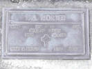 Headstone of Cpl Frederick Archibald HORNE 8/1165. Andersons Bay RSA Cemetery, Dunedin City Council, Block 11A, Plot 18. Image kindly provided by Allan Steel CC-BY 4.0.