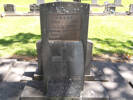 Headstone of Pte William James Richardson BECK. Green Island Cemetery, Dunedin City Council, Block IV, Plot 122. Image kindly provided by Allan Steel, CC-BY-4.0.