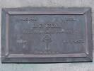 Headstone of Dvr David Patrick Ryan 405048. Andersons Bay RSA Cemetery, Dunedin City Council Block 7SC, Plot 20. Image kindly provided by Allan Steel CC-BY 4.0.